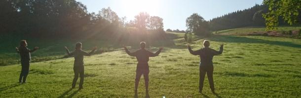 Feuer und Erde – Sommer 2019 in Maierhöfen